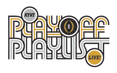 CFP AT&T Playoff Playlist LIVE